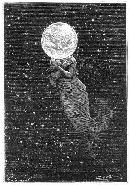 La bella Diana, a la rubia Febe, la amable Isis, la encantadora Astarté, la reina de las noches