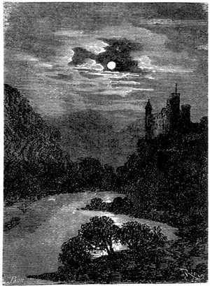 A la pálida luz de la luna permanecían sumidos en ese éxtasis delicioso, en este encanto íntimo cuyo secreto en la tierra poseen únicamente los corazones amantes