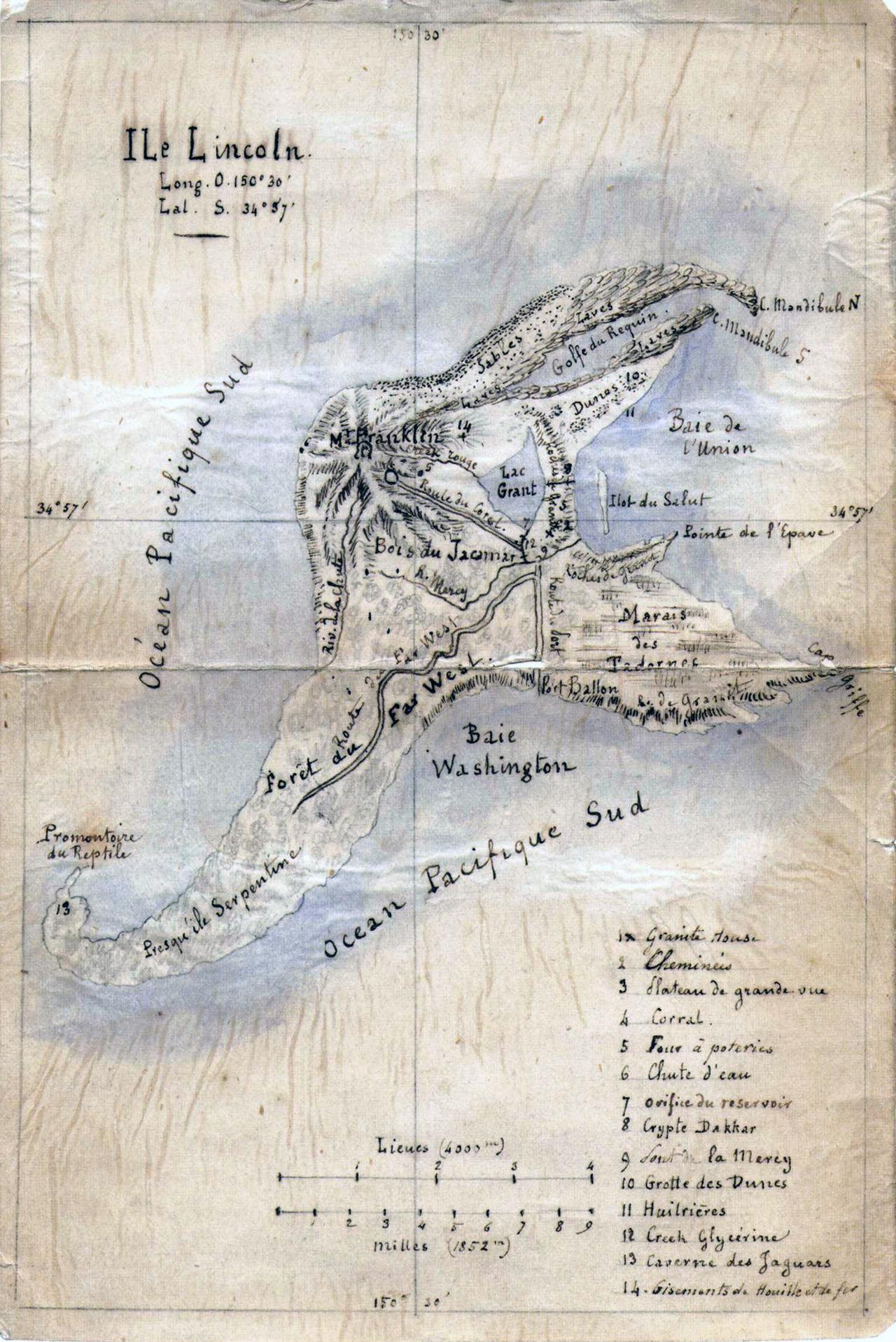 Isla de Lincoln